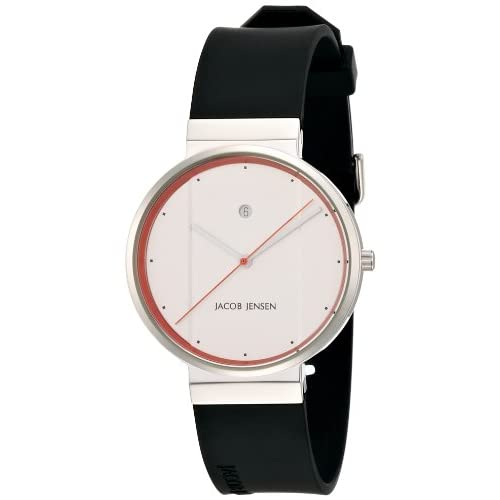 [ヤコブイェンセン]JACOB JENSEN 腕時計 Newシリーズ 755 メンズ 【正規輸入品】