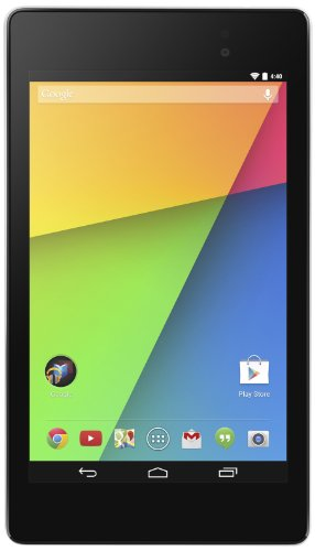 ASUS Nexus7 ( 2013 ) TABLET / ホワイト ( Android / 7inch / APQ8064 / 2G / 32G / BT4 ) ME571-WH32G