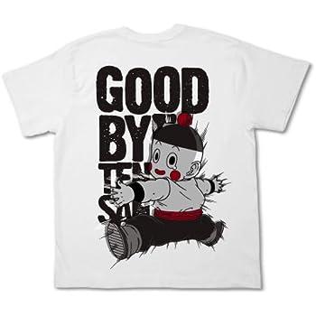 ドラゴンボール改 さよなら天さんTシャツ改 ホワイト サイズ:XL