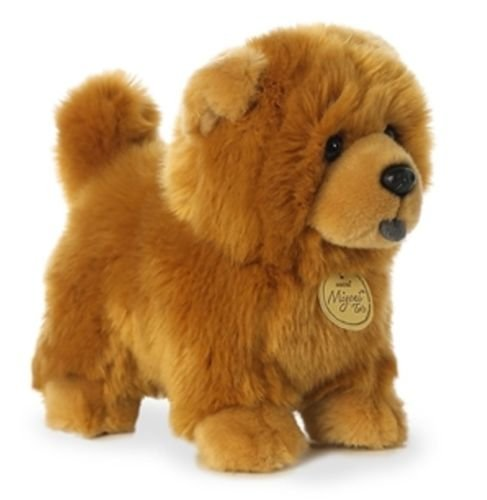 10インチChow Chow Puppy Dog Plush Stuffed Animal