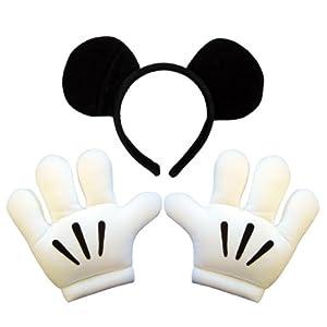 ディズニー ミッキー ヘッドバンド グローブセ...の関連商品1