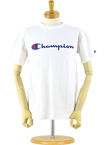 (チャンピオン)Champion ロゴプリント 半袖Tシャツ C3-H374 [010色] M size