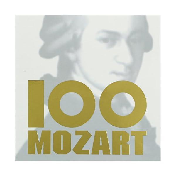 100曲モーツァルト =10枚10時間3000円=の商品画像