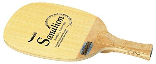 ニッタク(Nittaku) 卓球 ラケット ペン 反転角丸型 サナリオン R-H NE-6654