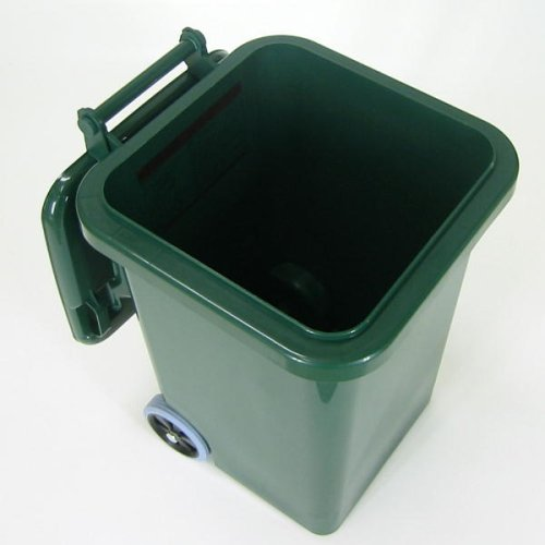 PLASTIC TRASH CAN 45L(グリーン) 100-146