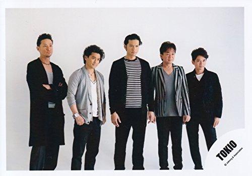 TOKIO 公式生写真 (集合写真)TOA00003
