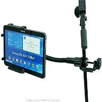 h.u.g XL音楽/マイクスタンド用タブレットホルダーSamsung Galaxy Tab 410.1インチ画面(SKU 20843)