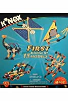 Knex First Building Set - For ages 5 to 7