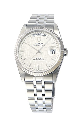 [チュードル]Tudor 腕時計 プリンス デイトデイ シルバーモザイクダイヤル 自動巻き 76214SIMOS メンズ 【並行輸入品】