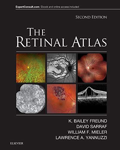 Download The Retinal Atlas, 2e 0323287921