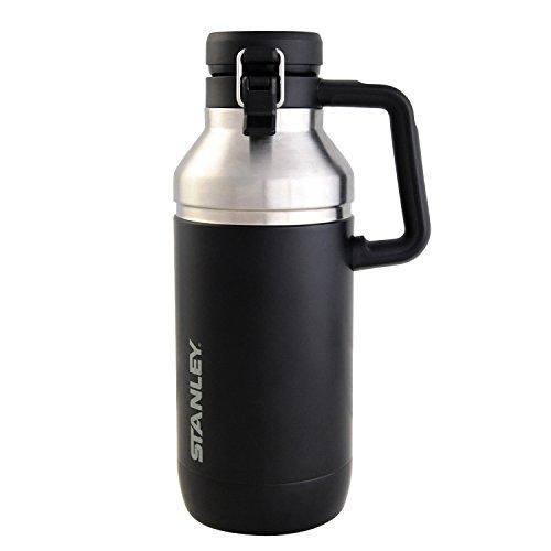 STANLEY(スタンレー) ゴーシリーズ 真空グロウラー 1.9L ブラック 炭酸 ビール 保冷 夏 アウトドア 06688-0...