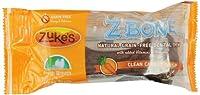 Zuke's Z-Bones Edible Grain-Free Dental Chews, Clean Carrot Crisp, Large 2.5-Ounce, Individually Wrapped Bone by Zuke's