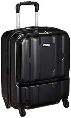 [ワールドトラベラー] スーツケース ペンタクォーク3 機内持込可  32.0L 46cm 3.5kg 05628 01 ブラック