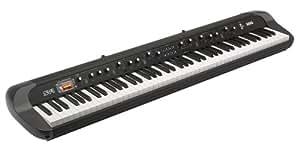KORG 電子キーボード STAGE VINTAGE PIANO ステージ・ビンテージ・ピアノ SV1-88-BK 88鍵 ブラック