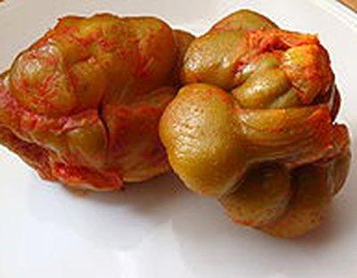 四川ザーサイ  ホール 1kg/真空パック袋( ocean21)四川搾菜 全形 業務用中国産