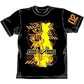鏡音リン 鏡音リングラフィックTシャツ ブラック サイズ:M