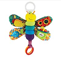 Per Pet 赤ちゃん ベビーベッド ベビーカー おもちゃ ぬいぐるみ 吊り掛け ガラガラ ラトル 可愛い 動物
