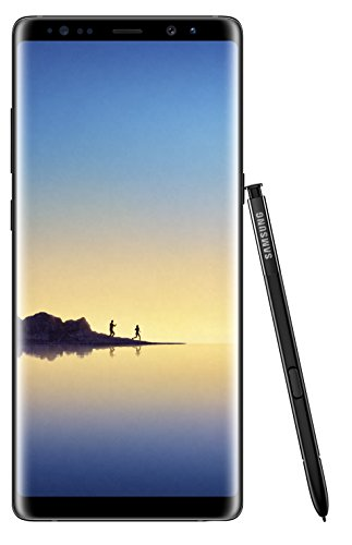 """Samsung Galaxy Note8 SM-N950F (6.3"""") 6GB / 64GB SIMフリー 4G Black/ブラック 3300 mAh"""