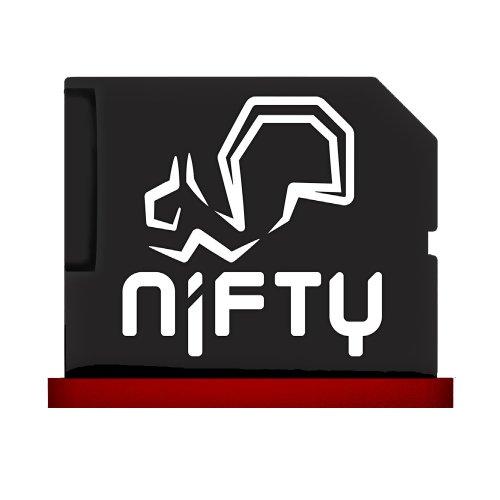 「Nifty MiniDrive」SDカードスロットを利用してMacBook Pro/Airのディスク容量を増やすツール