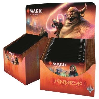 マジック:ザ・ギャザリング バトルボンド 日本語版 ブースターパック 36パック入りBOX