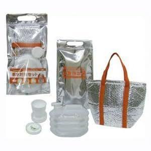 緊急持出袋 断水対策セット
