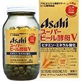 アサヒスーパービール酵母V660粒