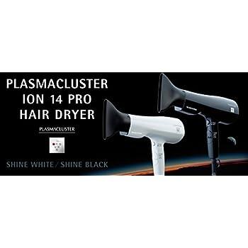 タカラビューティメイト プラズマクラスター  イオン 14 プロヘアドライヤー シャインブラック