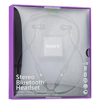 Sony ソニーSmart Bluetooth Handset ワイヤレスステレオヘッドセット SBH-80 [並行輸入品]