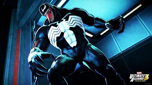 MARVEL ULTIMATE ALLIANCE 3: The Black Order(マーベルアルティメットアライアンス ザ ブラックオーダー)-Switch