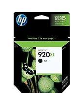 【並行輸入品】Genuine HP 920XL Inkjet Cartridge-Black