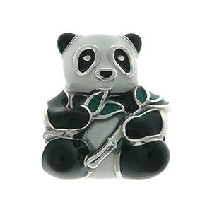 [パンドラ] PANDORA Sweet Panda チャーム (シルバー) 796256ENMX