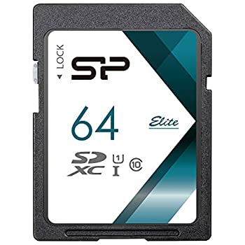 シリコンパワー SDカード 64GB Class10 UHS-1対応 最大転送速度85MB/s 永久保証 SP064GBSDXAU1V10AB【Amazon.co.jp限定】