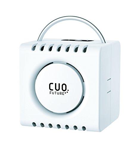 オゾン発生器 CUOFUTURE クオフューチャー 日本製 最大30畳対応のオゾン脱臭機タイプの空気清浄機