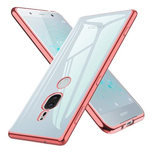 6b82fde899 Sony Xperia XZ2 Premium ケース クリア スリム tpu 透明 薄型 シリコン 耐衝撃 ストラップホール付き