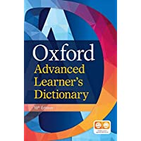 Oxford Advanced Learner's Dictionary: Hardback (with 1 year…