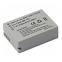 Dorr NB-10L Lithium Ion Canon Type Battery for SX40HS 125HS [980056]