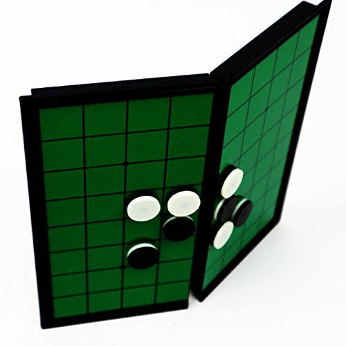 【Treiber】 オセロ 折りたたみ ボードゲーム マグネット おもちゃ 子供 大人