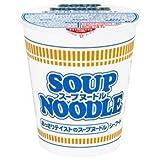 日清食品スープヌードルシーフード1箱20食