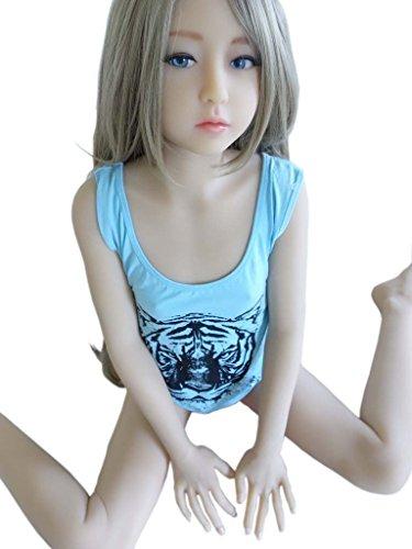 128cmミニ かわいい人形 ドール メタルスケルトンと 女性のボディモデルMolly 特別な贈り物とともに (128cm小乳房)