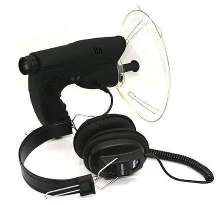 録音再生機能付きスコープ集音器 野鳥観察・スポーツ観戦など FS-B99