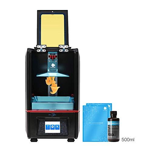 ANYCUBIC PHOTON 光造形式 3Dプリンター UV レジン + FEPフィルム付属 デスクトップ 2K 高精度 UV-LED LCD masking
