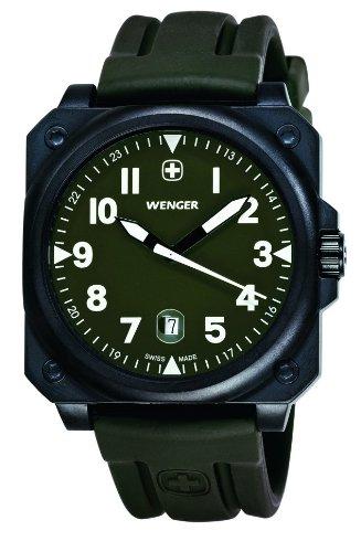 [ウェンガー]WENGER 腕時計 エアログラフコックピット...