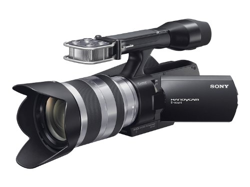 Details about Sony Interchangeable Lens Digital Hd Video Camera Recorder  Vg10 Nex-Vg Camcorder