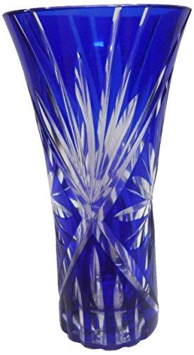 [해외]호 리코시 왈츠 컷 화분 20cm GW60-5200/Horoscoth waltz cut vase 20 cm GW 60-5200