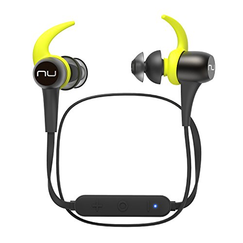 NU FORCE BE Sport3 Bluetooth ワイヤレス イヤホ...