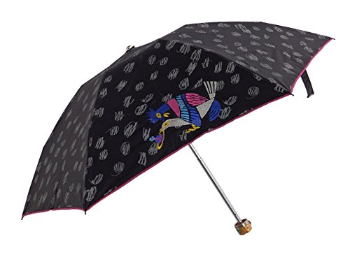 (ヴィヴィアン・ウエストウッド) Vivienne Westwood 折りたたみ 晴雨兼用傘 v0991-01