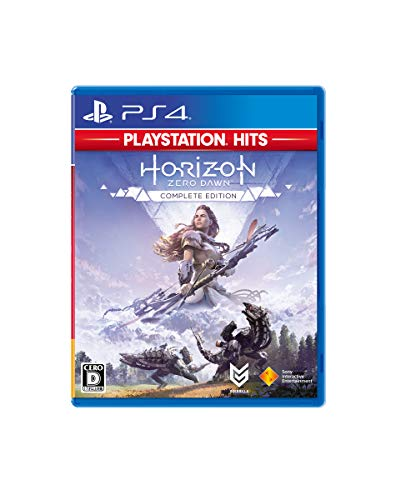 【PS4】Horizon Zero Dawn Complete Edition PlayStation®Hits