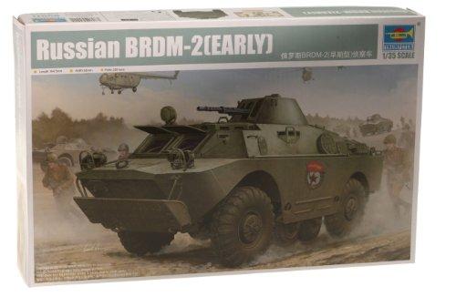"""1/35 ソビエト軍 BRDM-2 初期型 """"デドコフ2"""""""