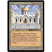 Magic: the Gathering - Library of Alexandria - Oversized (11) - Oversized Magic Card Promos