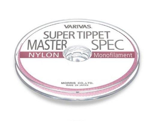 モーリス(MORRIS) ライン バリバス スーパーティペット マスタースペック ナイロン 0X